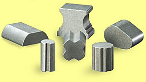 Drill Rod Shapes and Profiles